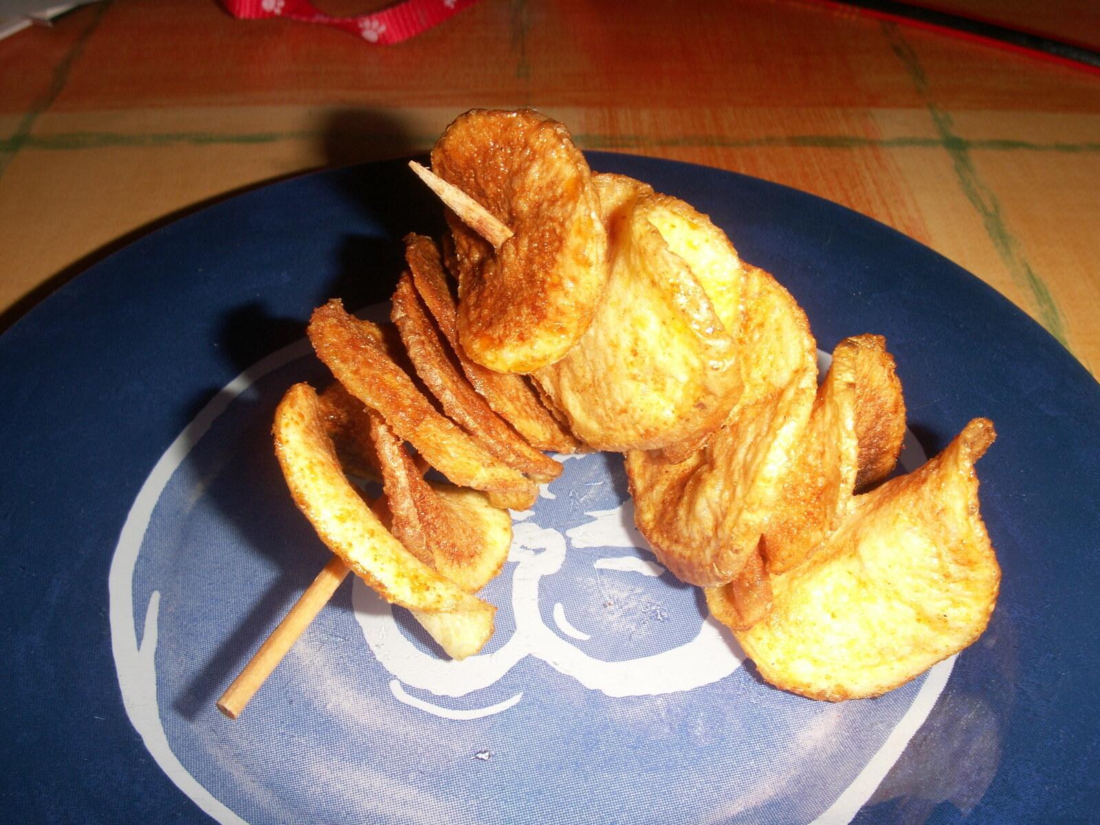 Chips p� spett