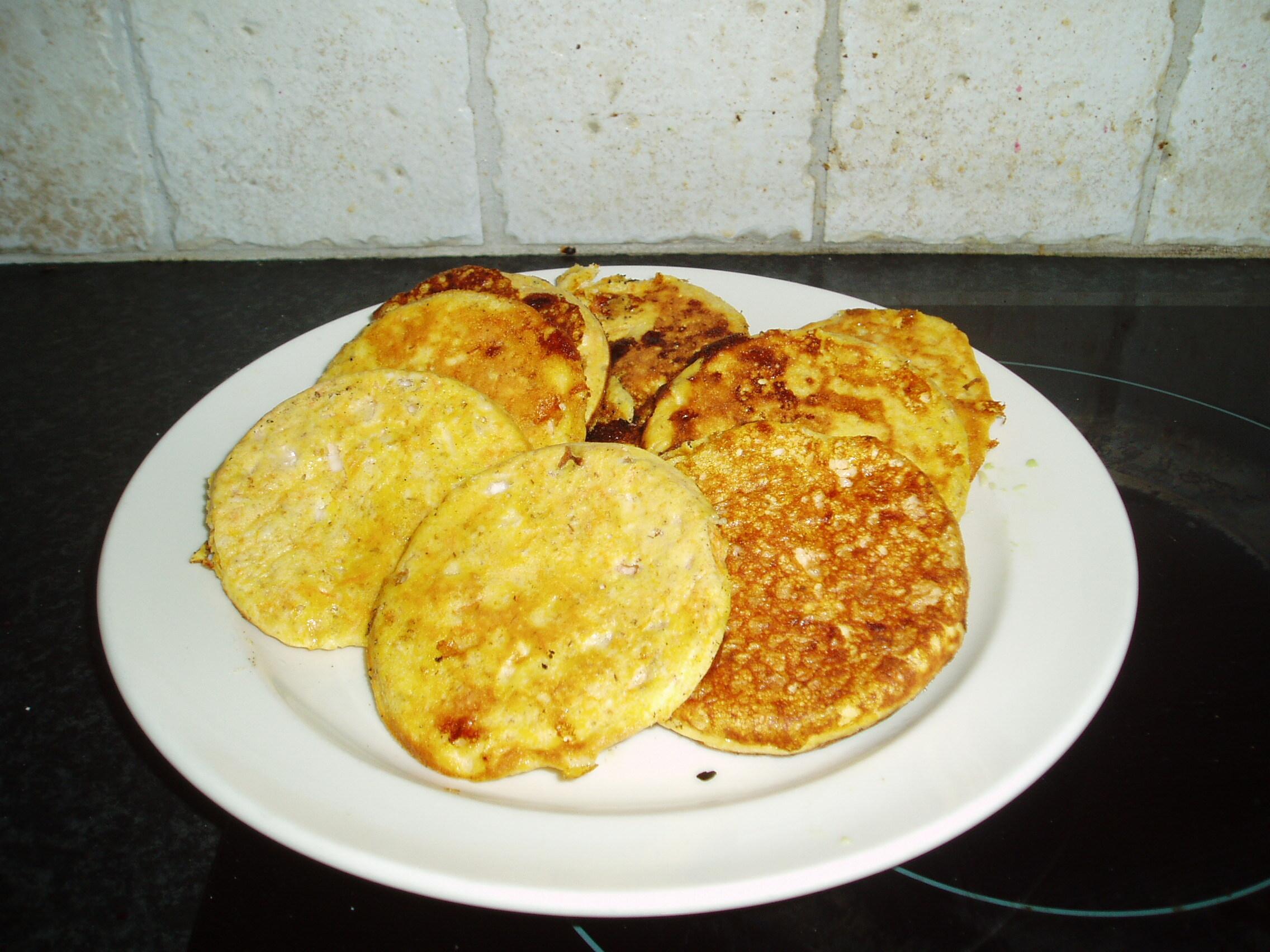 frukostdrink med proteinpulver