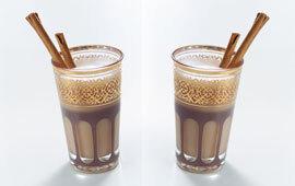 chai latte kryddor