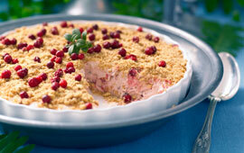 glassig cheesecake