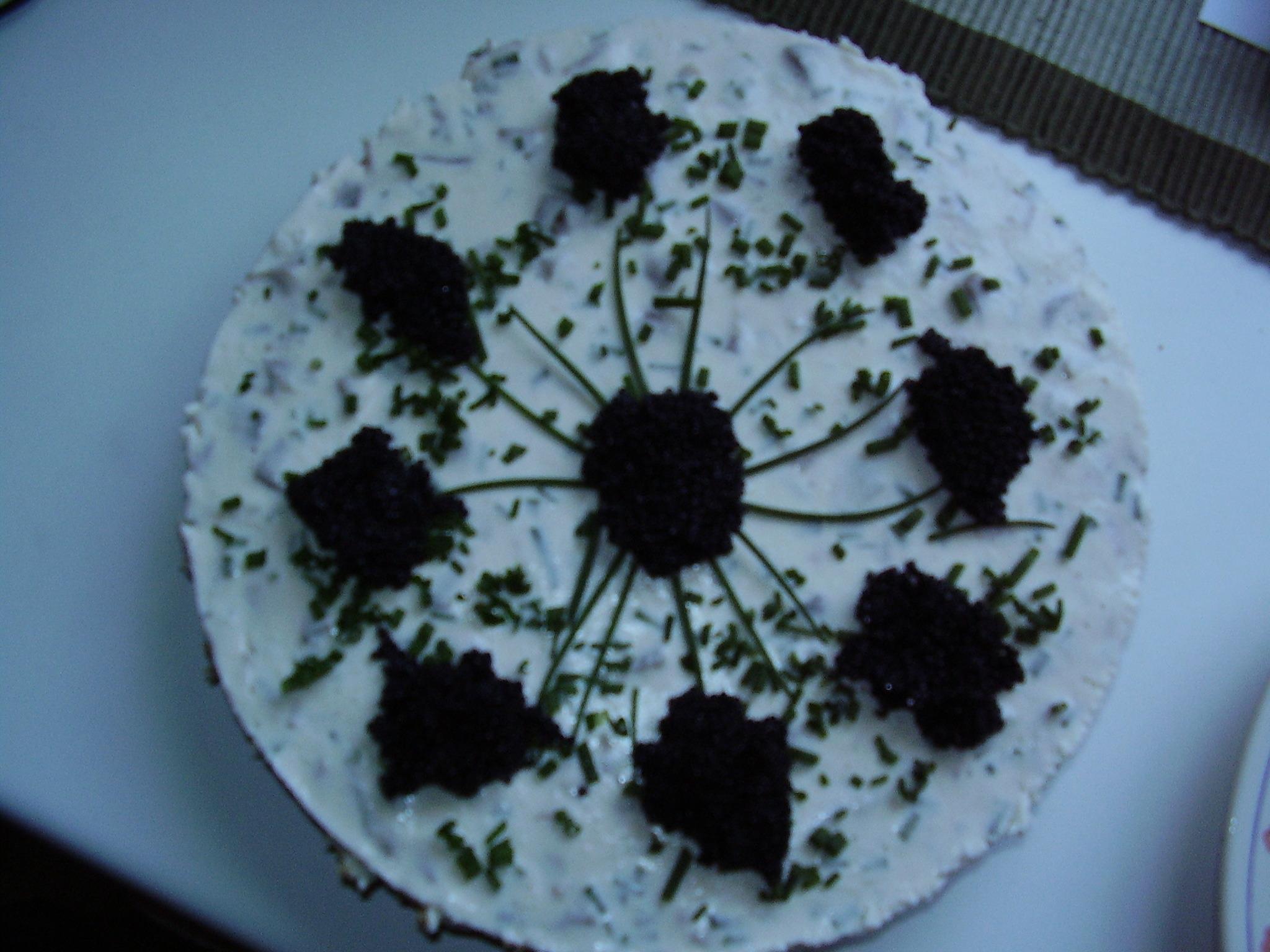 matjesilltårta