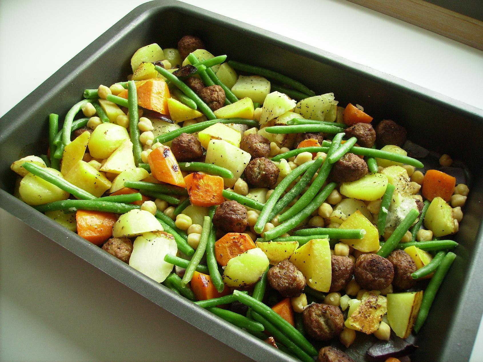 Pytt i ugn - världens bästa maträtt?