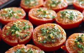 bakad tomat