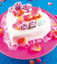 petras hjärtetårta med chokladtryffel