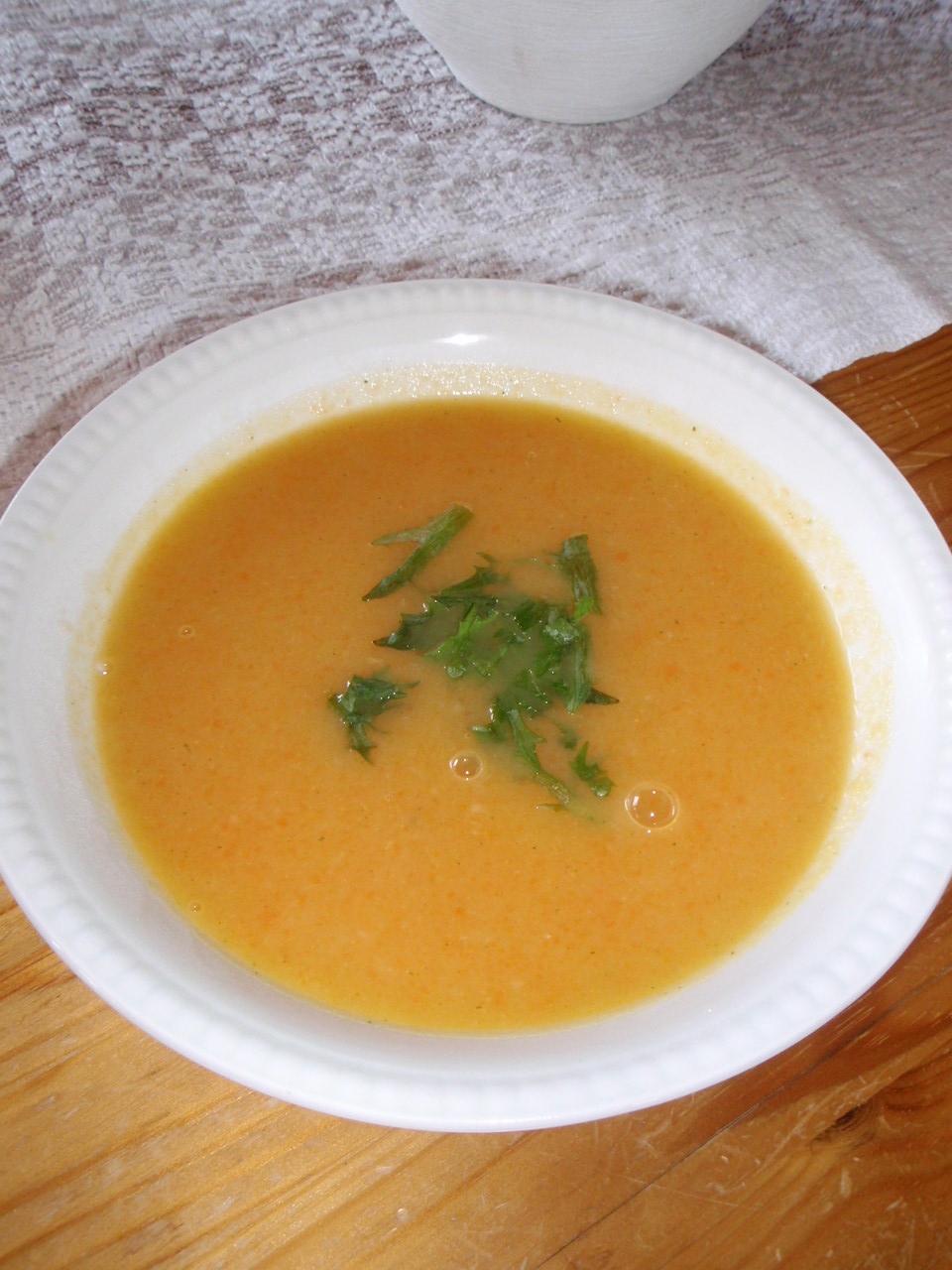 Vilken soppa