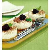 frusen cheesecake portionsform