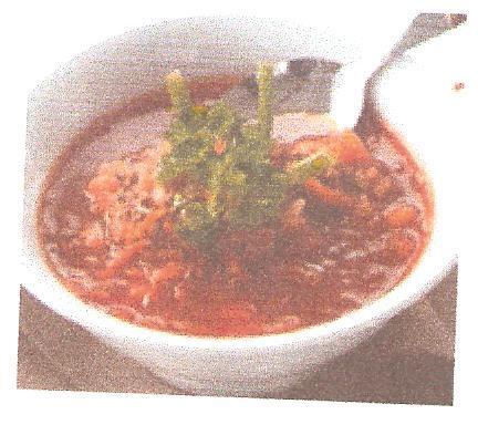 köttfärssoppa med paprika