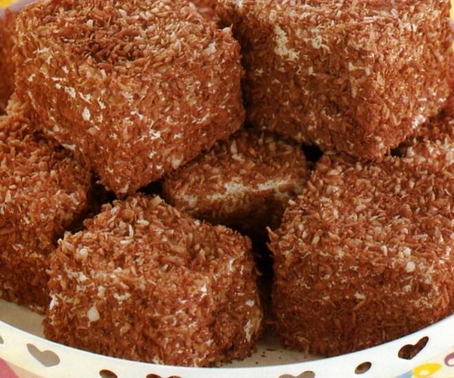 gammeldags kokosbollar