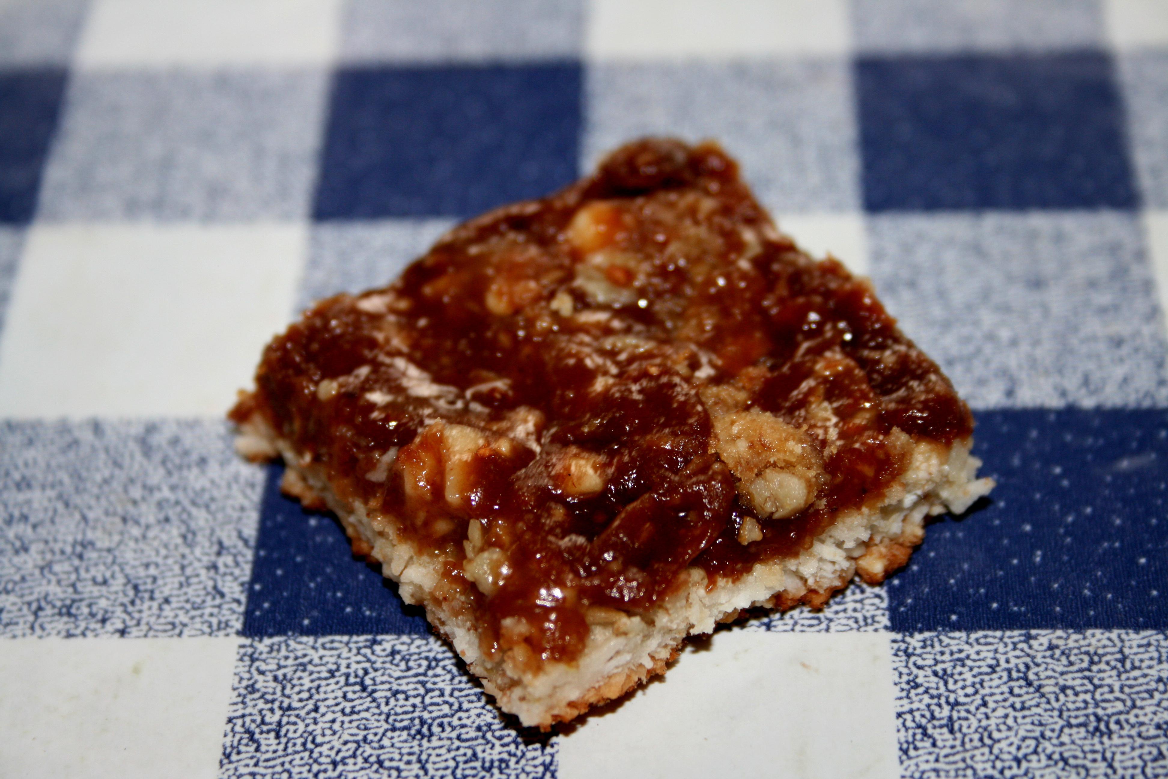 Knapriga kakor med tosca och fudge