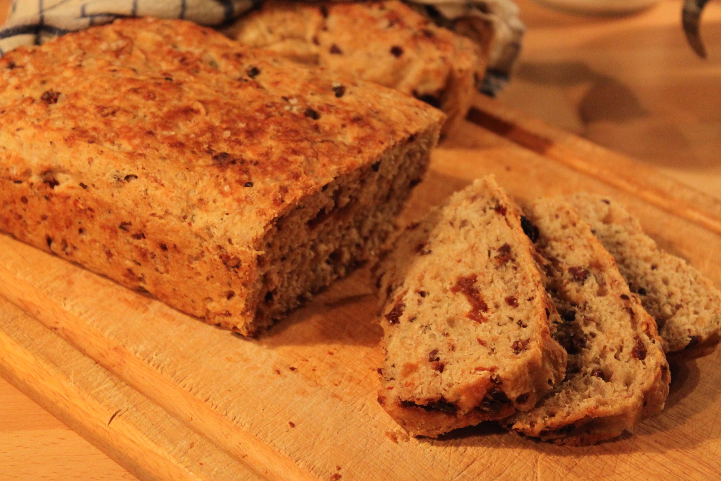 underbart grovt nyttigt bröd