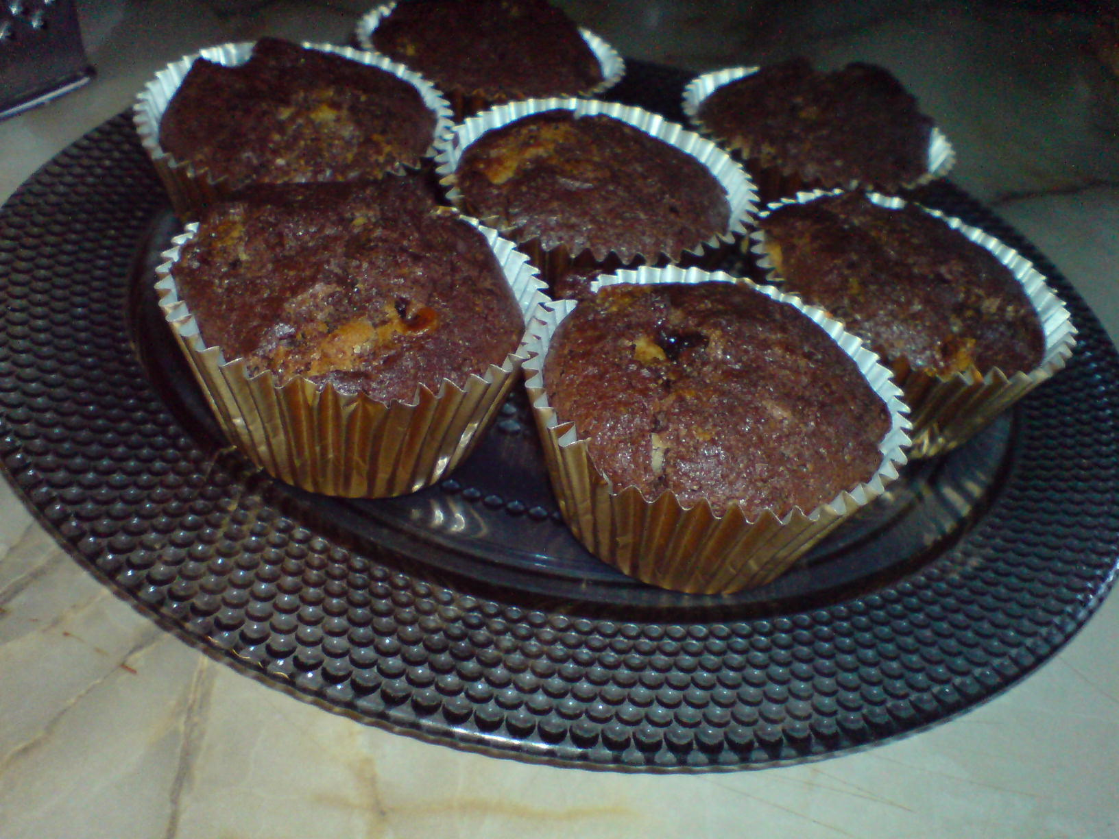 Ljuvliga muffin..