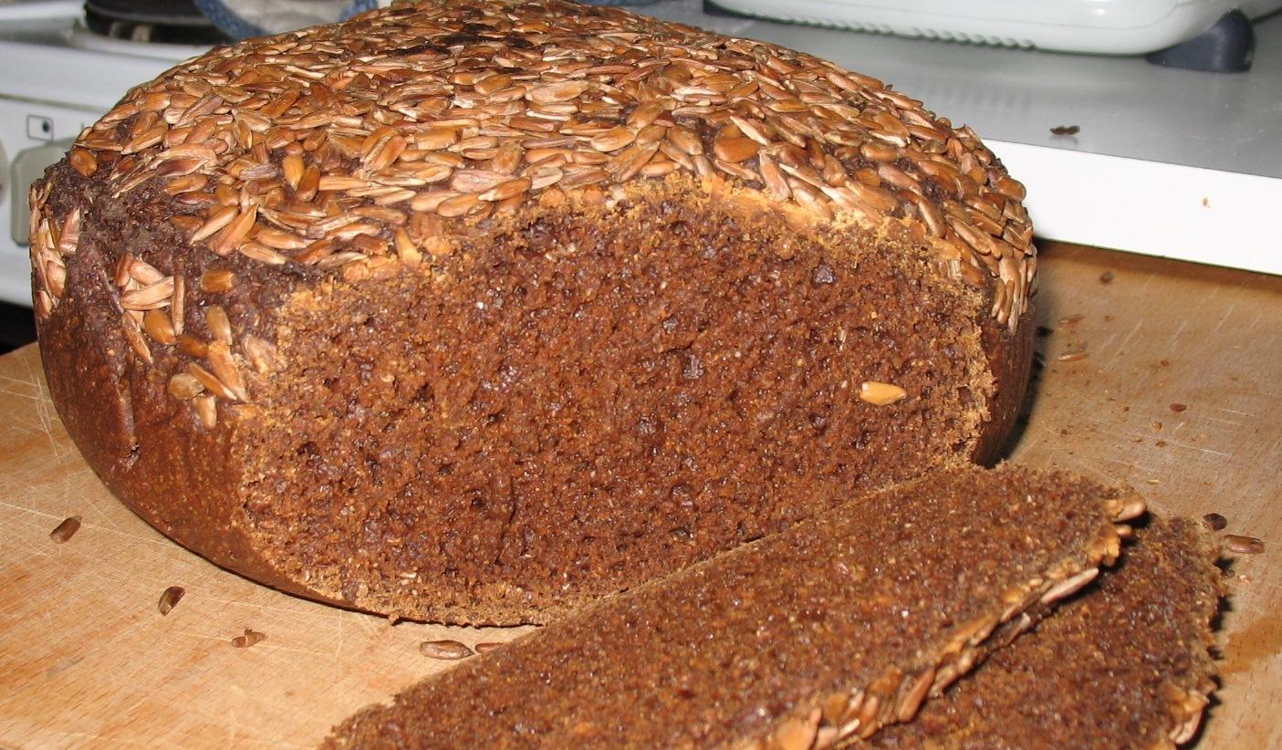 rågbröd med bikarbonat