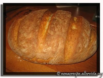 Italienskt bröd..