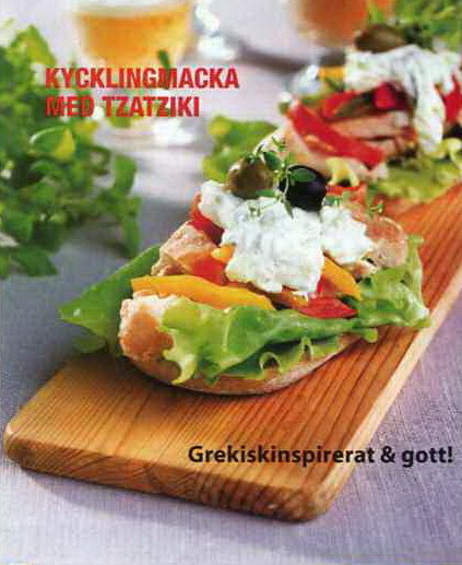 Kycklingmacka m..