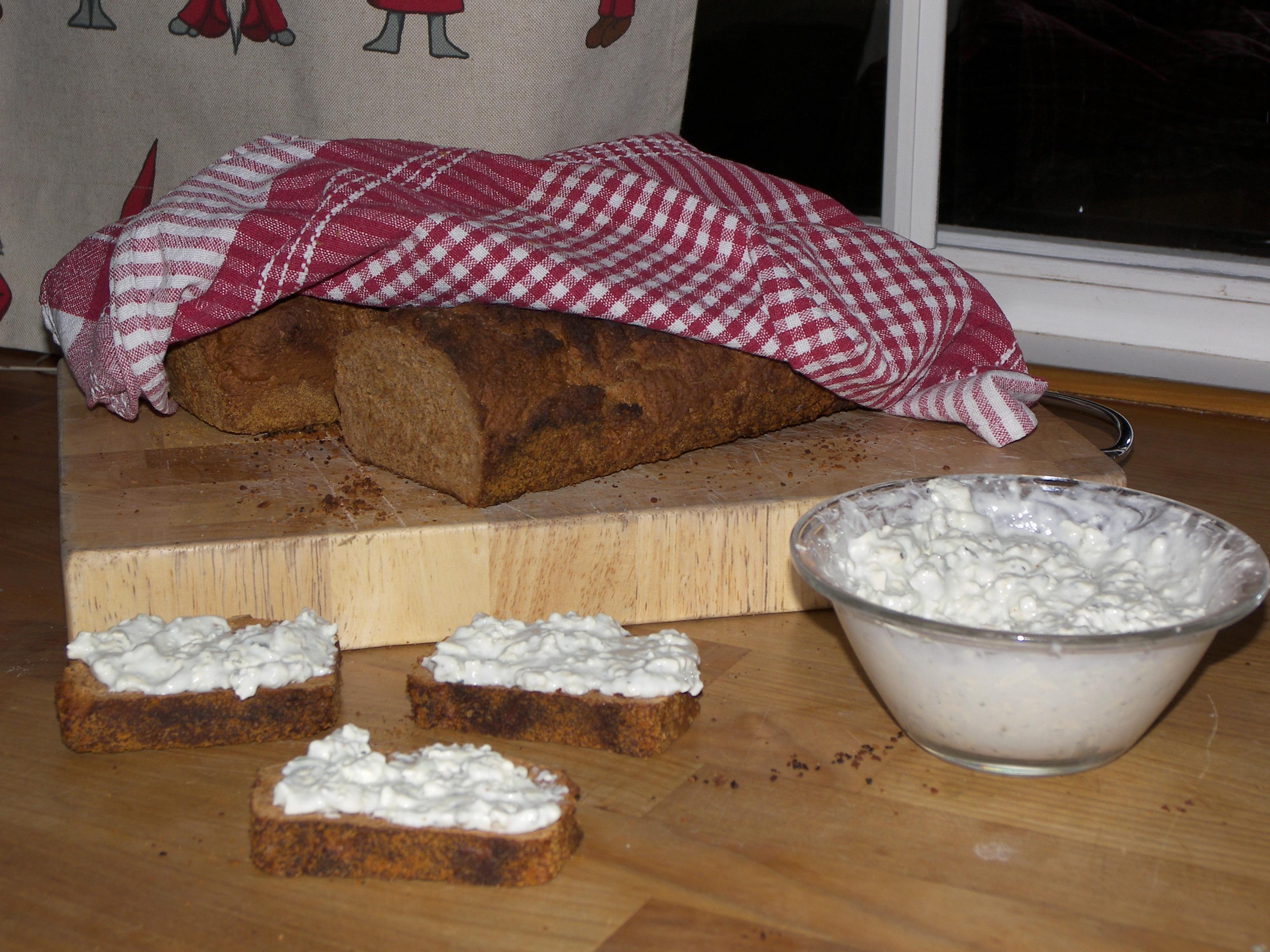 pepparkaksbröd med bikarbonat