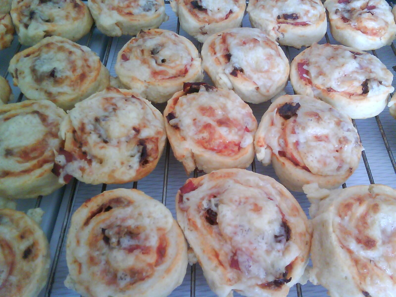 pizzabullar bakpulver