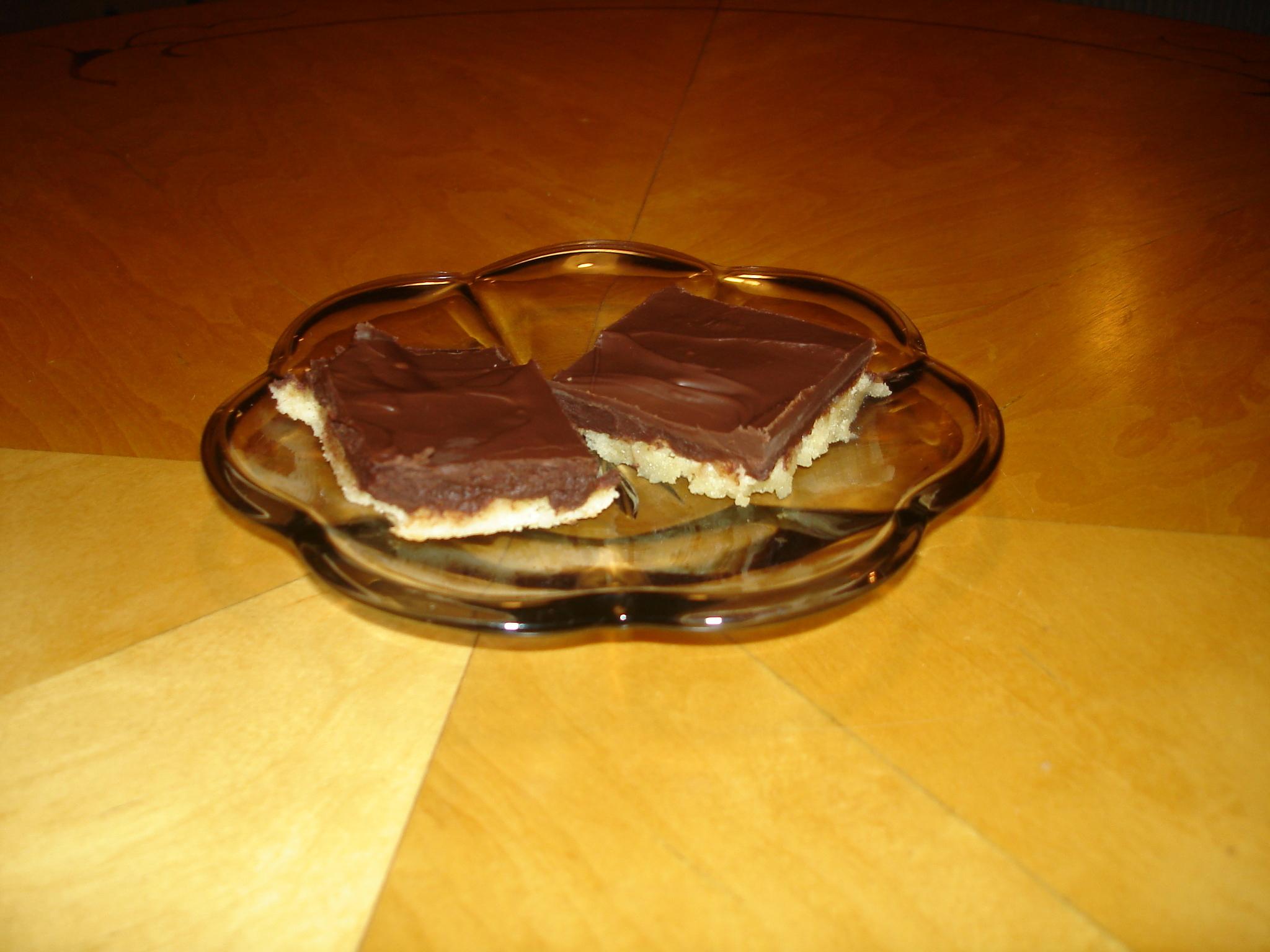 mandelmassa biskvier långpanna
