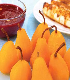 Saffrans päron