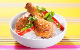 röd currypasta