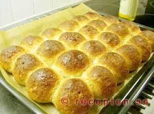brytbröd med bakpulver