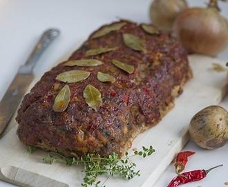 Amerikansk köttfärslimpa recept - myTaste