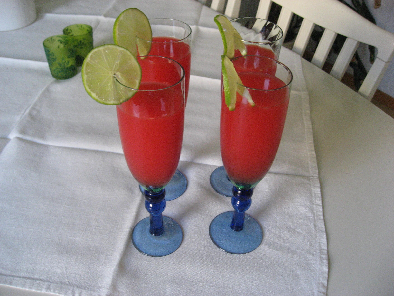 alkoholfri drink apelsinjuice