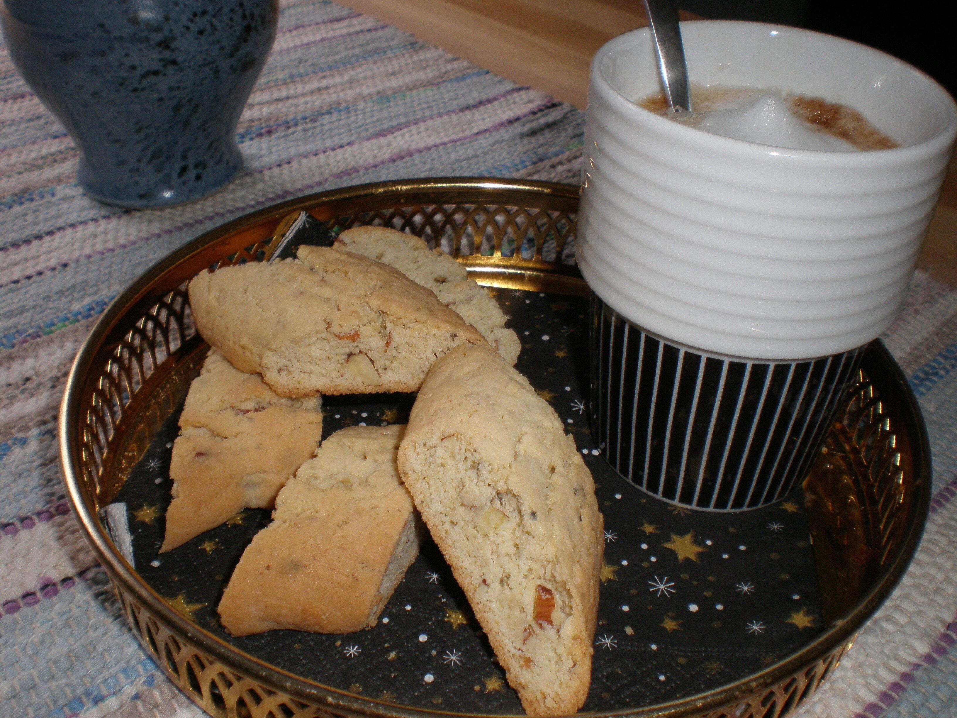 biscotti mandel