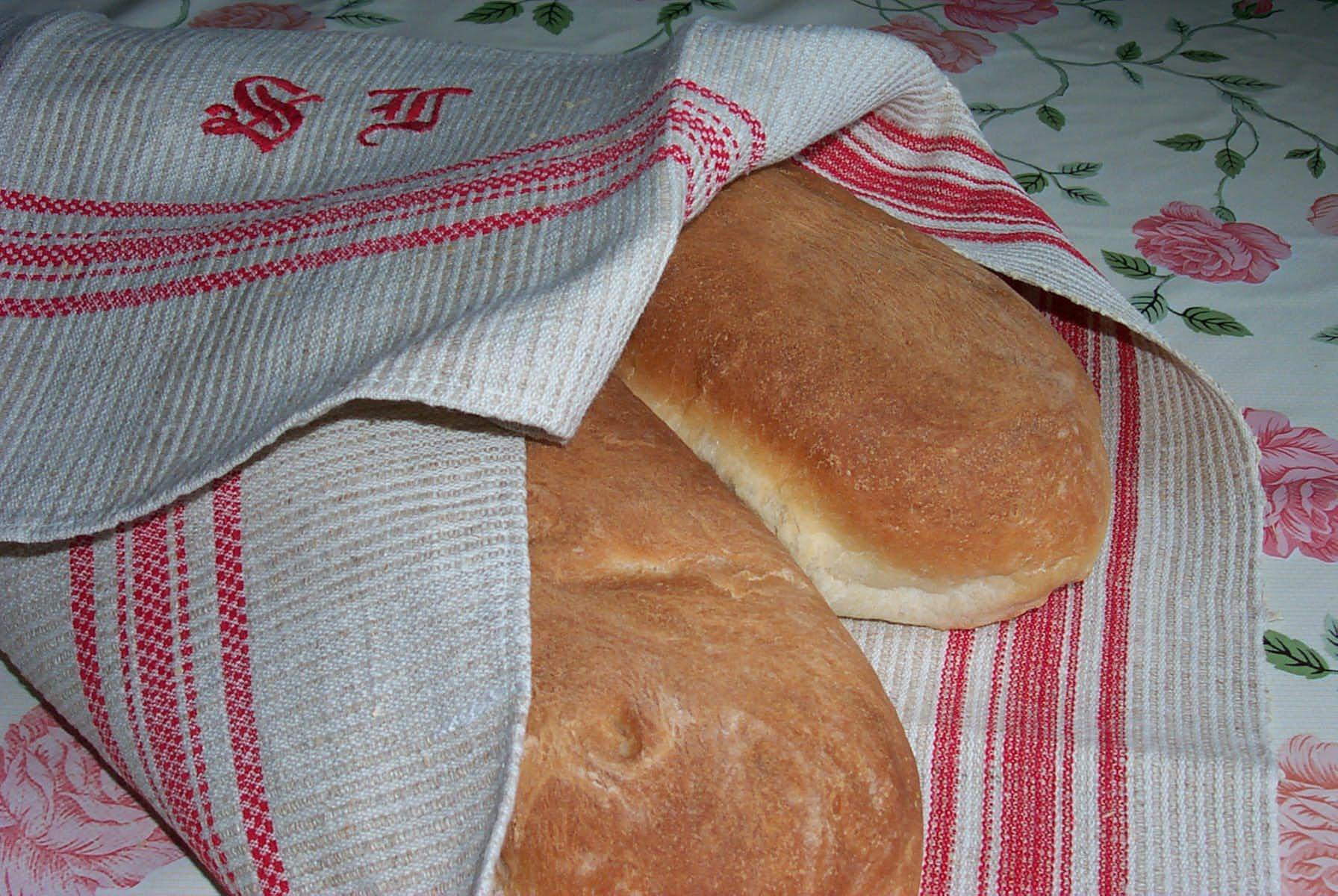 Mitt goda hembakta bröd