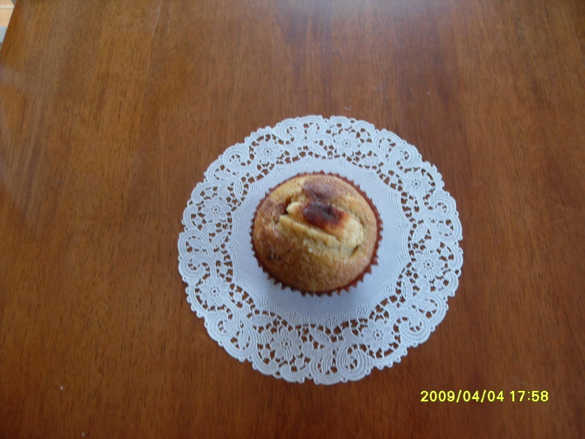 Äpplemuffins utan fett