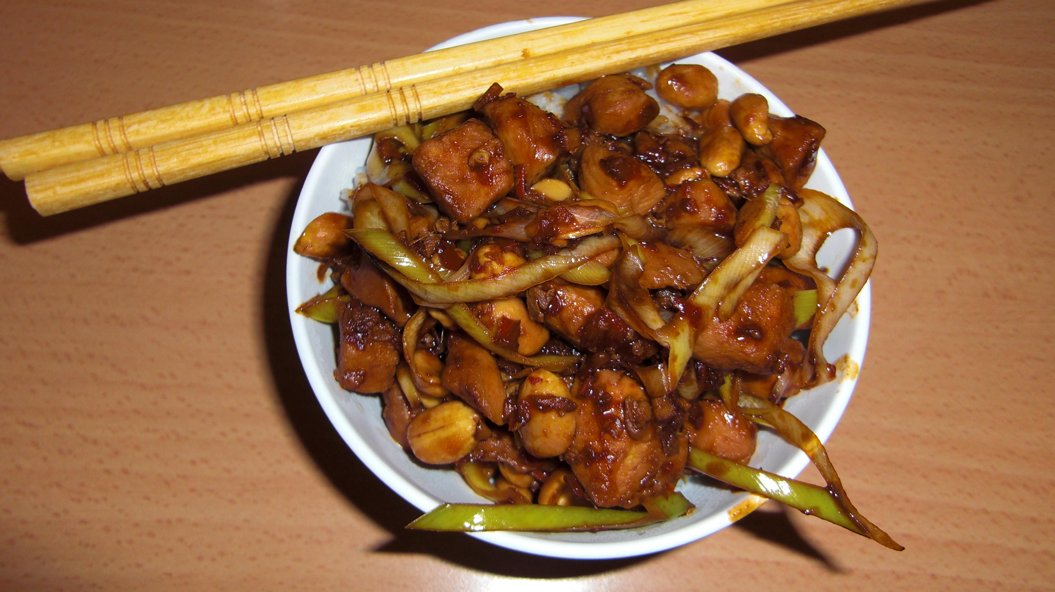 hoisinsås kyckling marinad