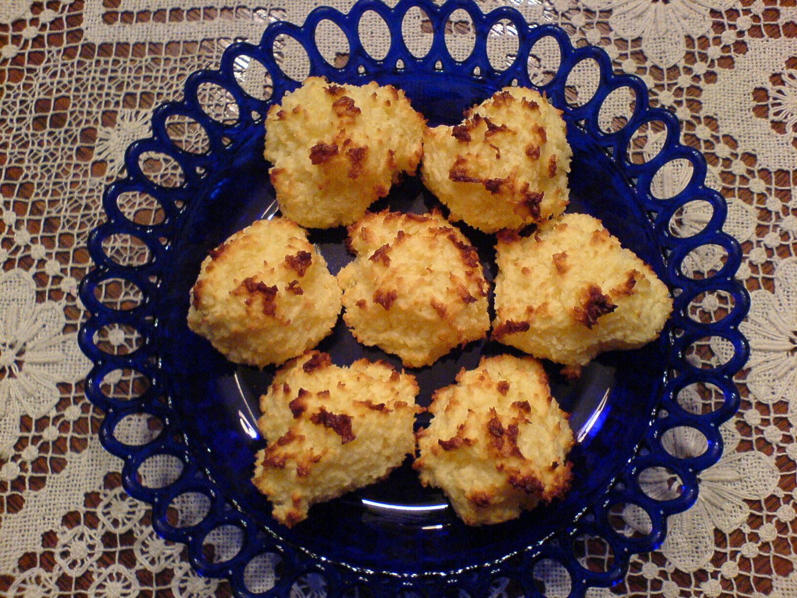 Kokoskakor