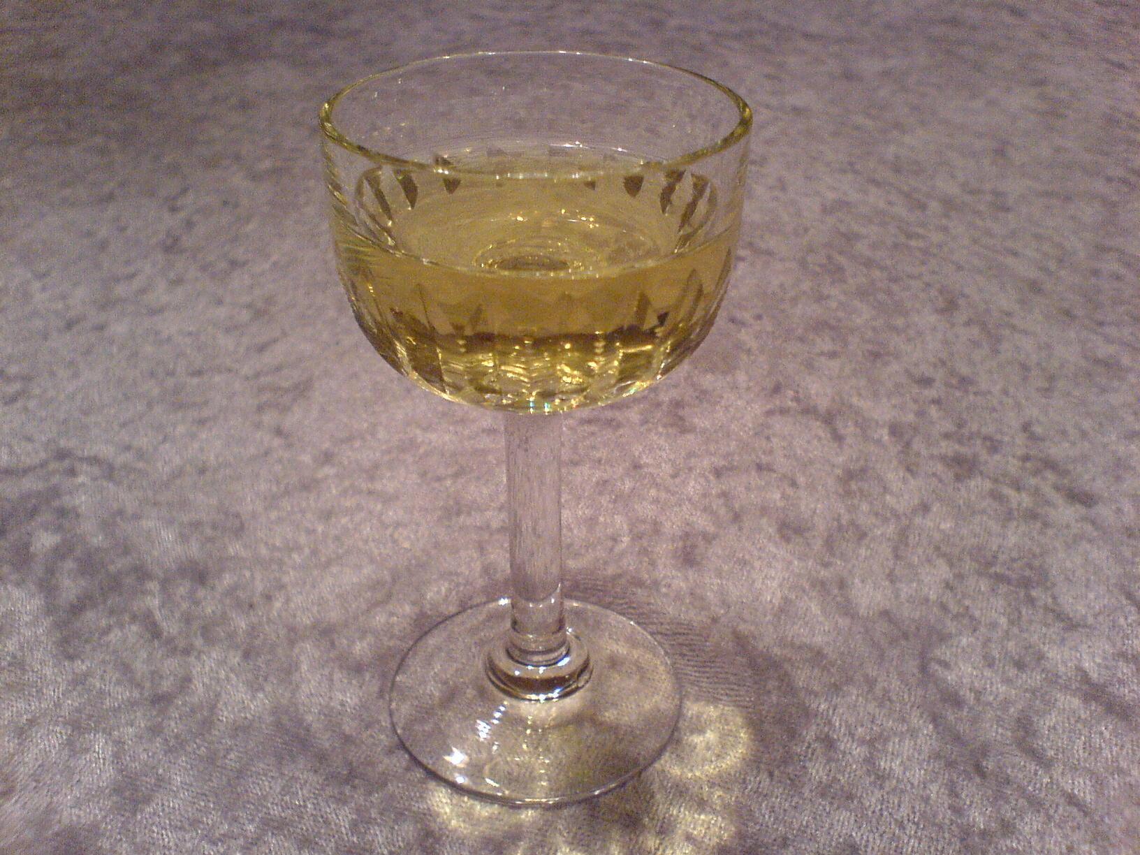 Limoncello - citronlikör