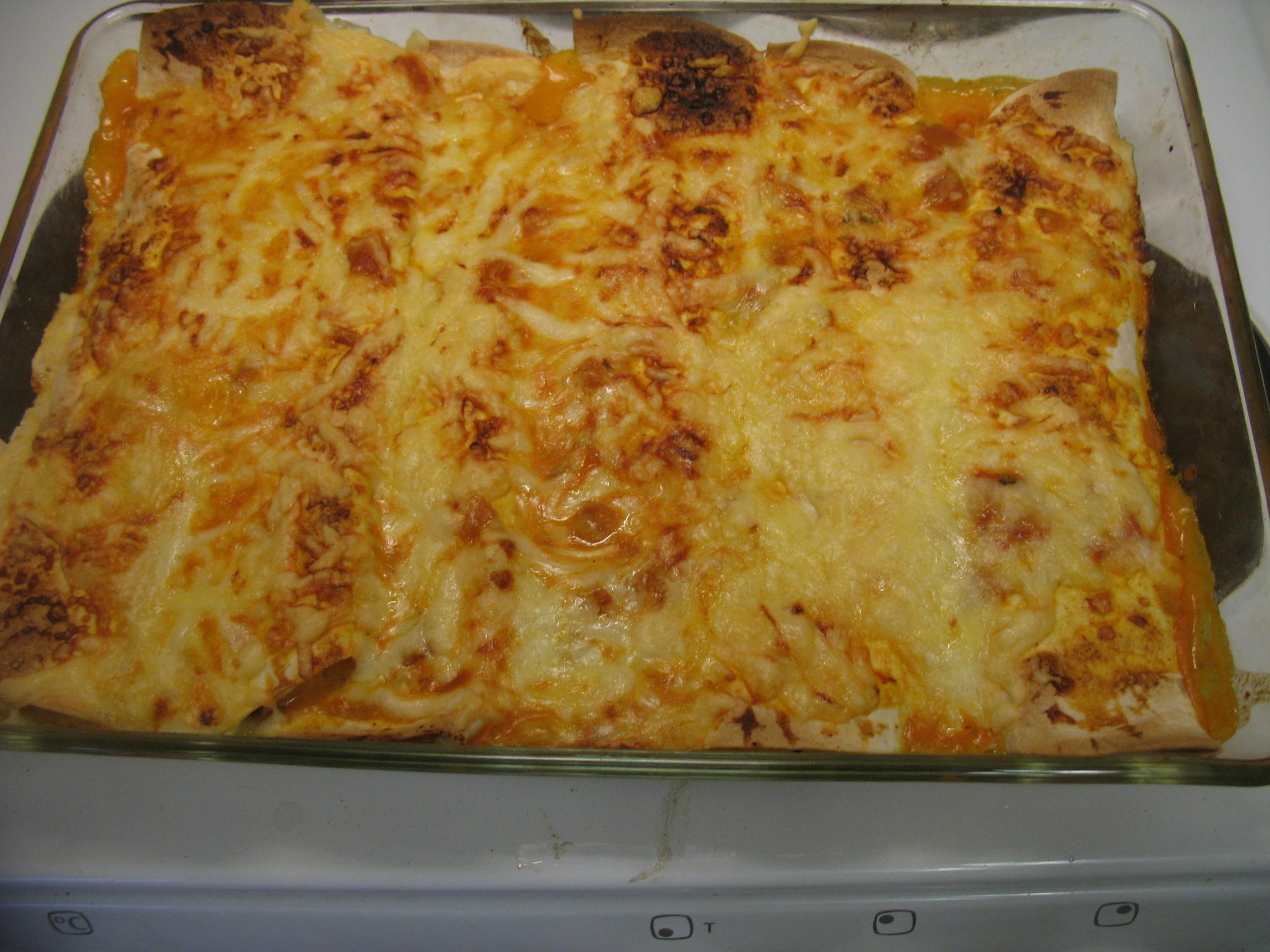 enchilada sås
