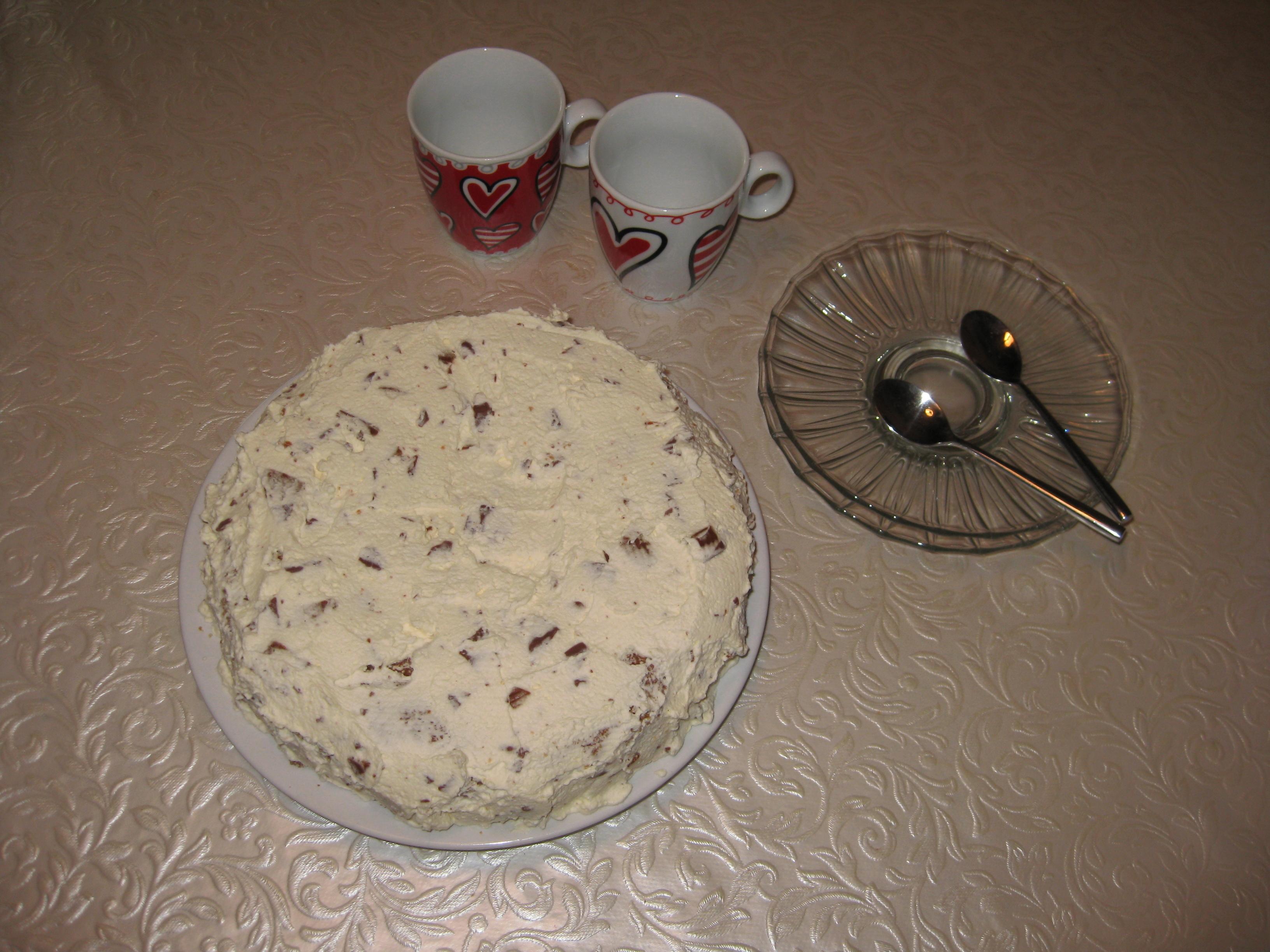 daim tårta