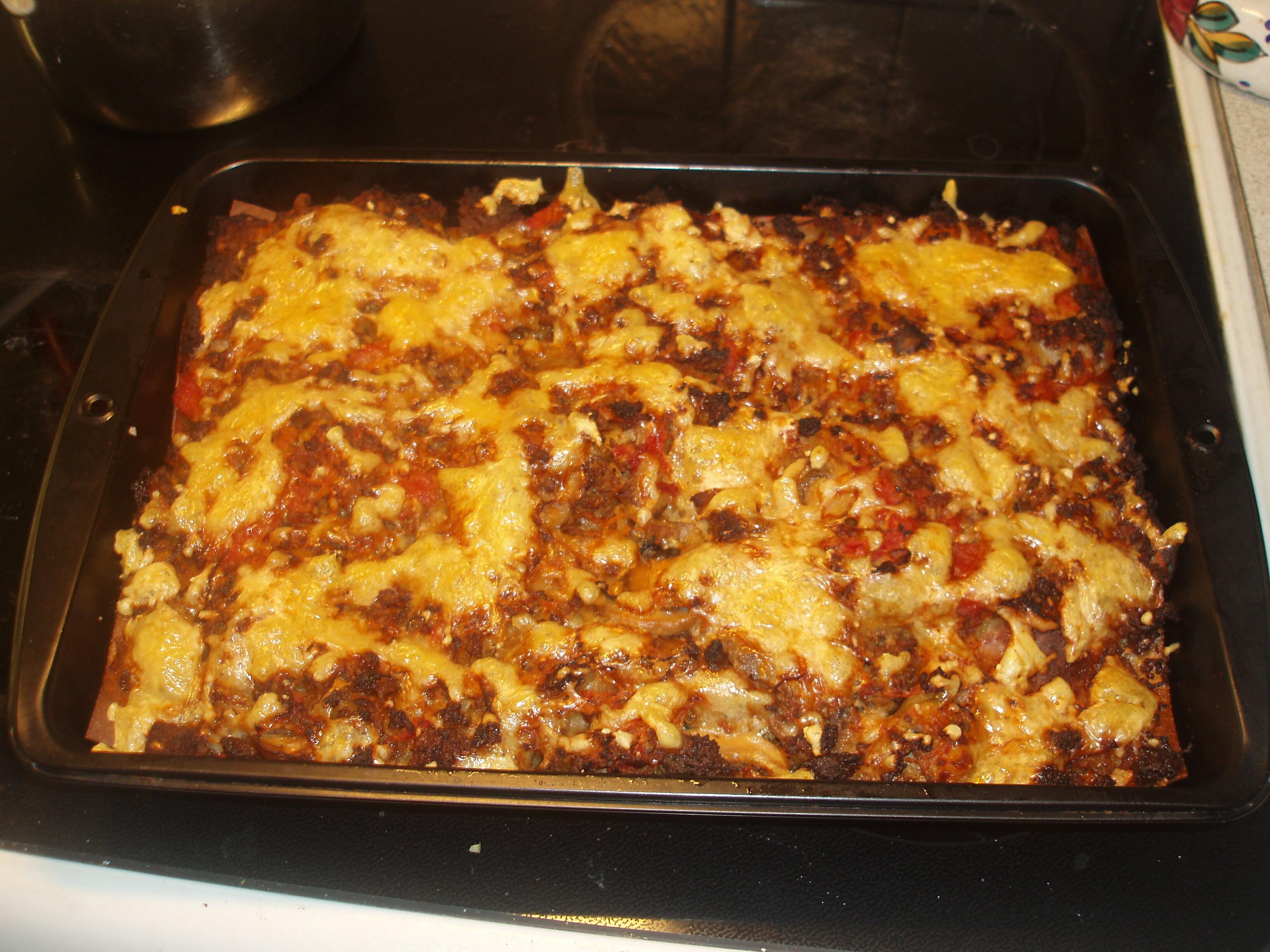 tagliatelle lasagne