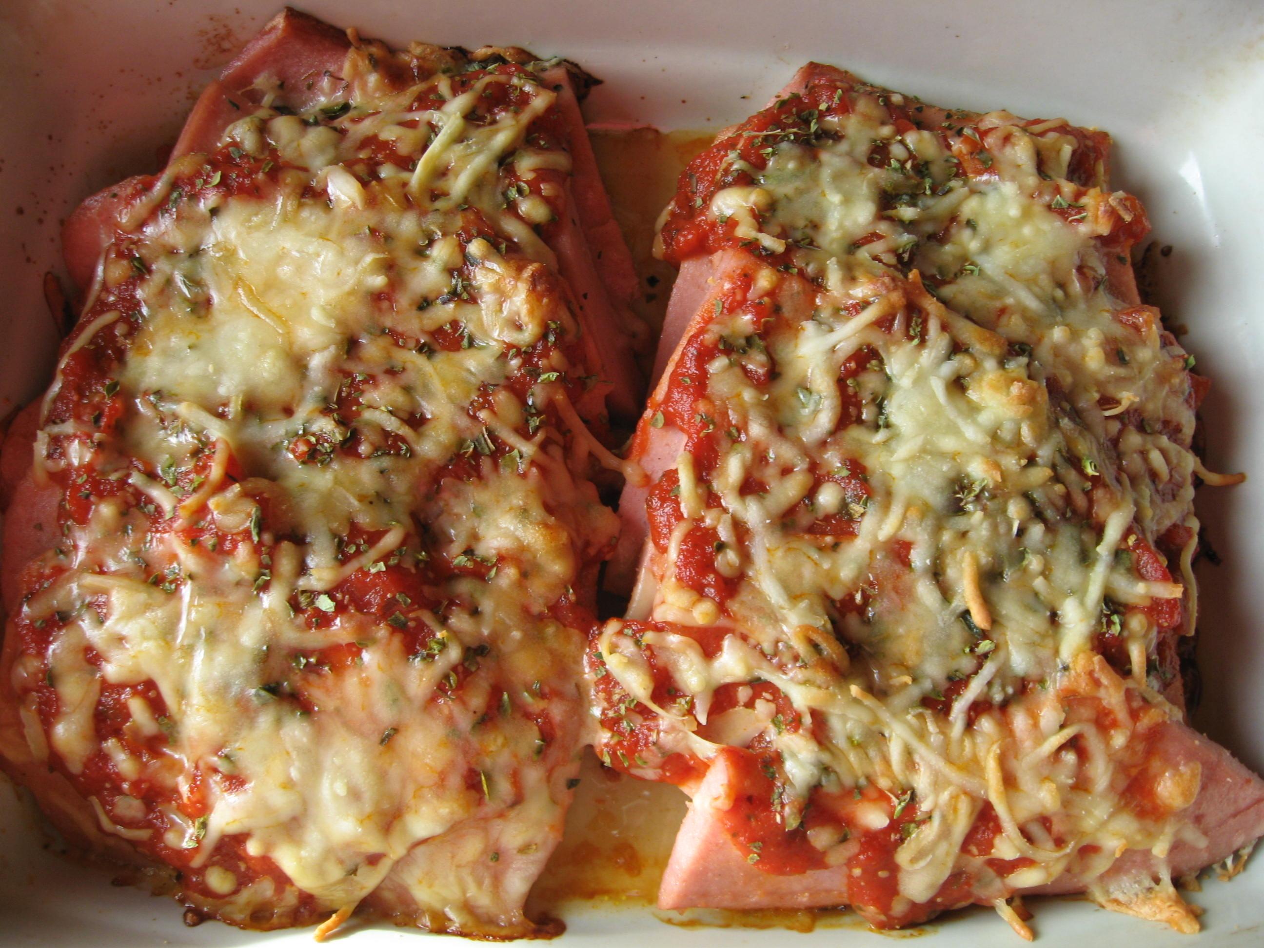 Falukorv med pizzasmak