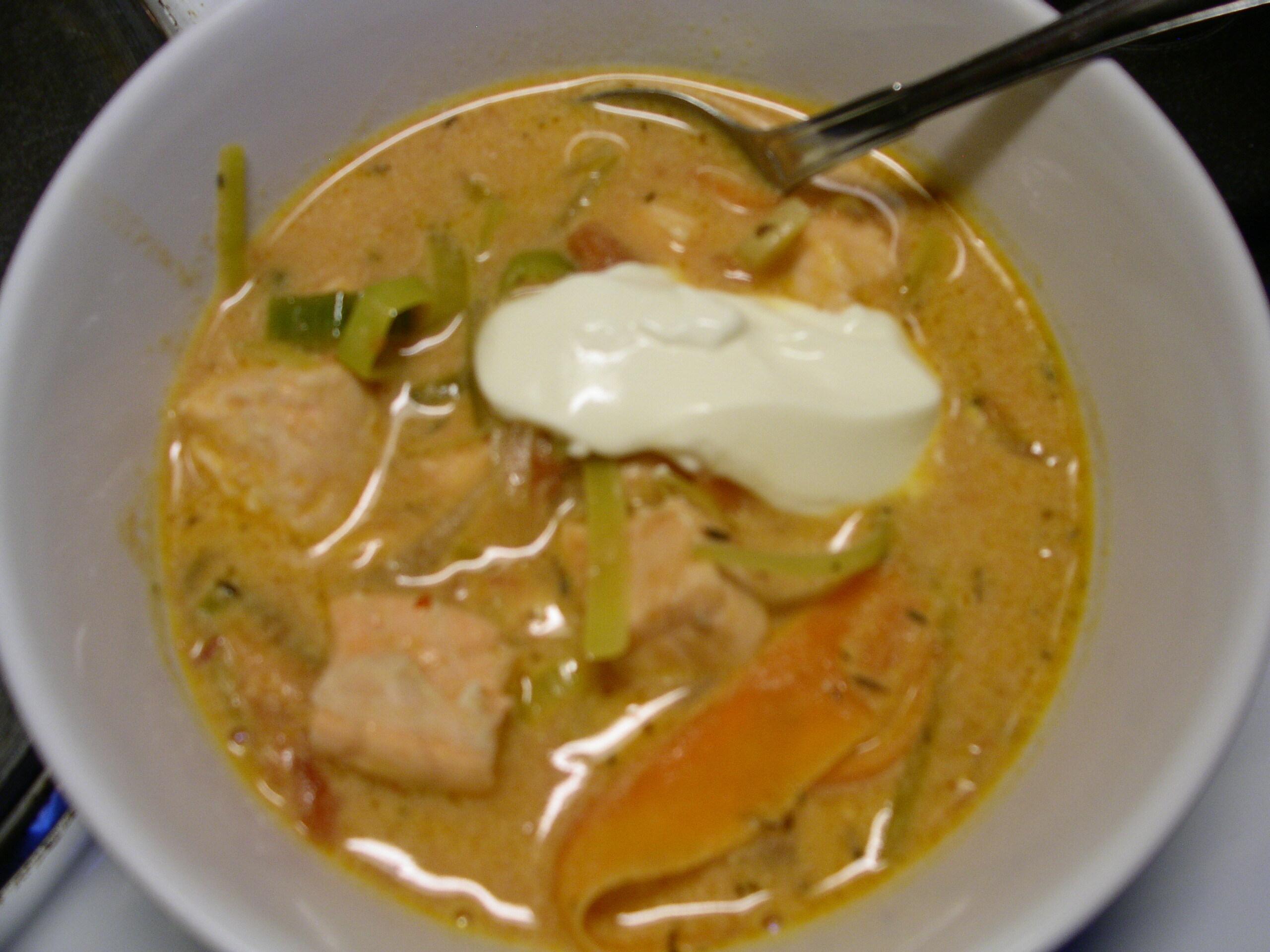 Het fisksoppa