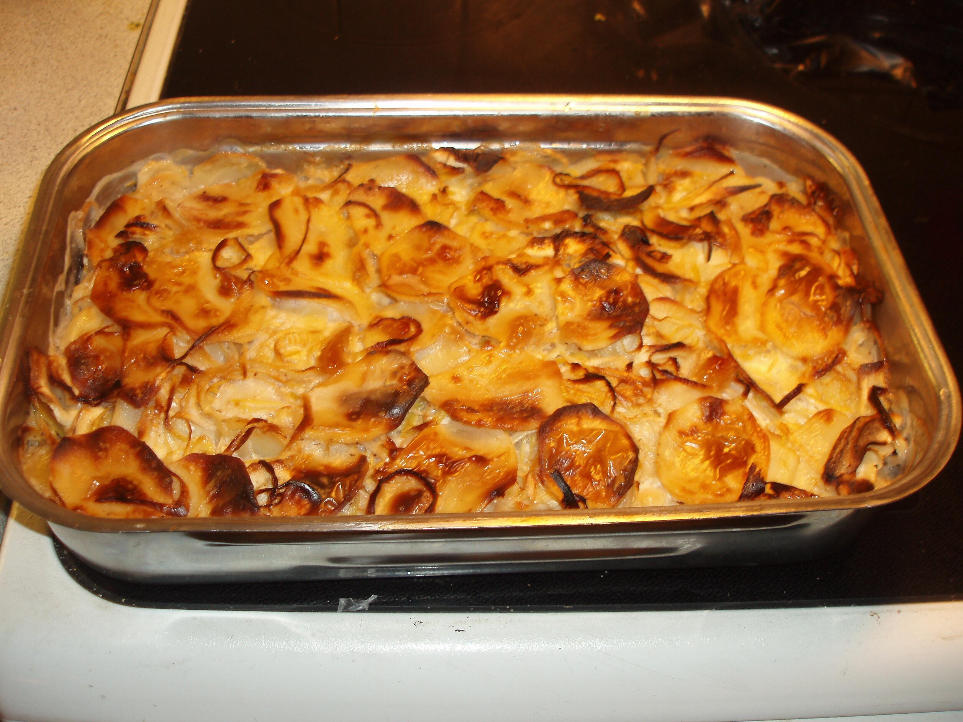 Mirres potatisgratäng