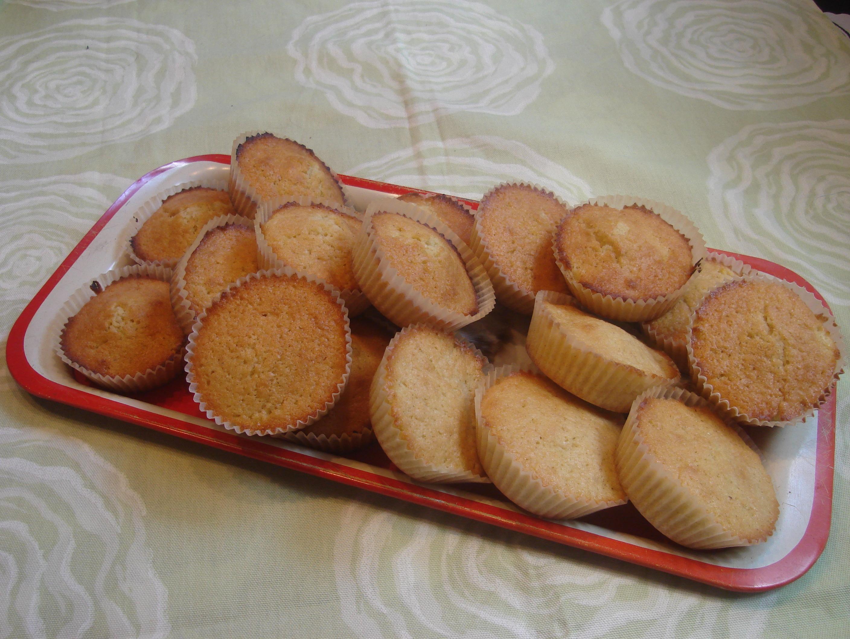 Vaniljmuffins