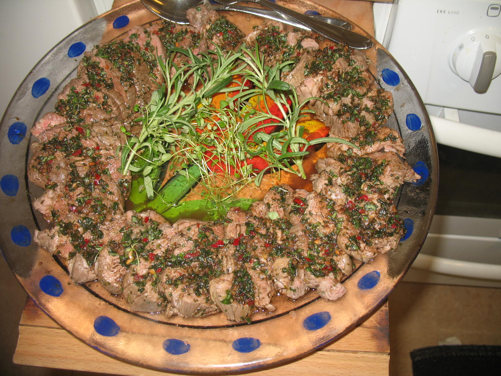 oxfile marinad rosmarin