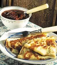 Glutenfria Pannkakor