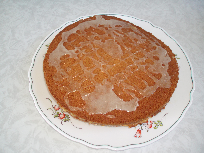 Mjuk kaka med f..