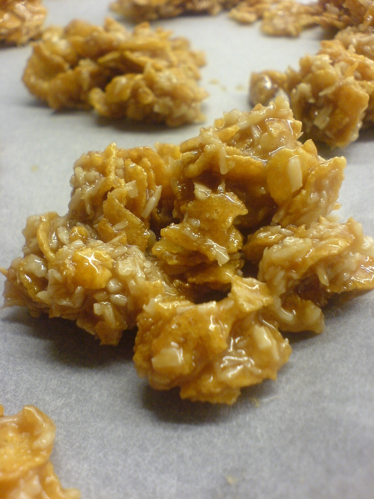 Cornflakeskakor
