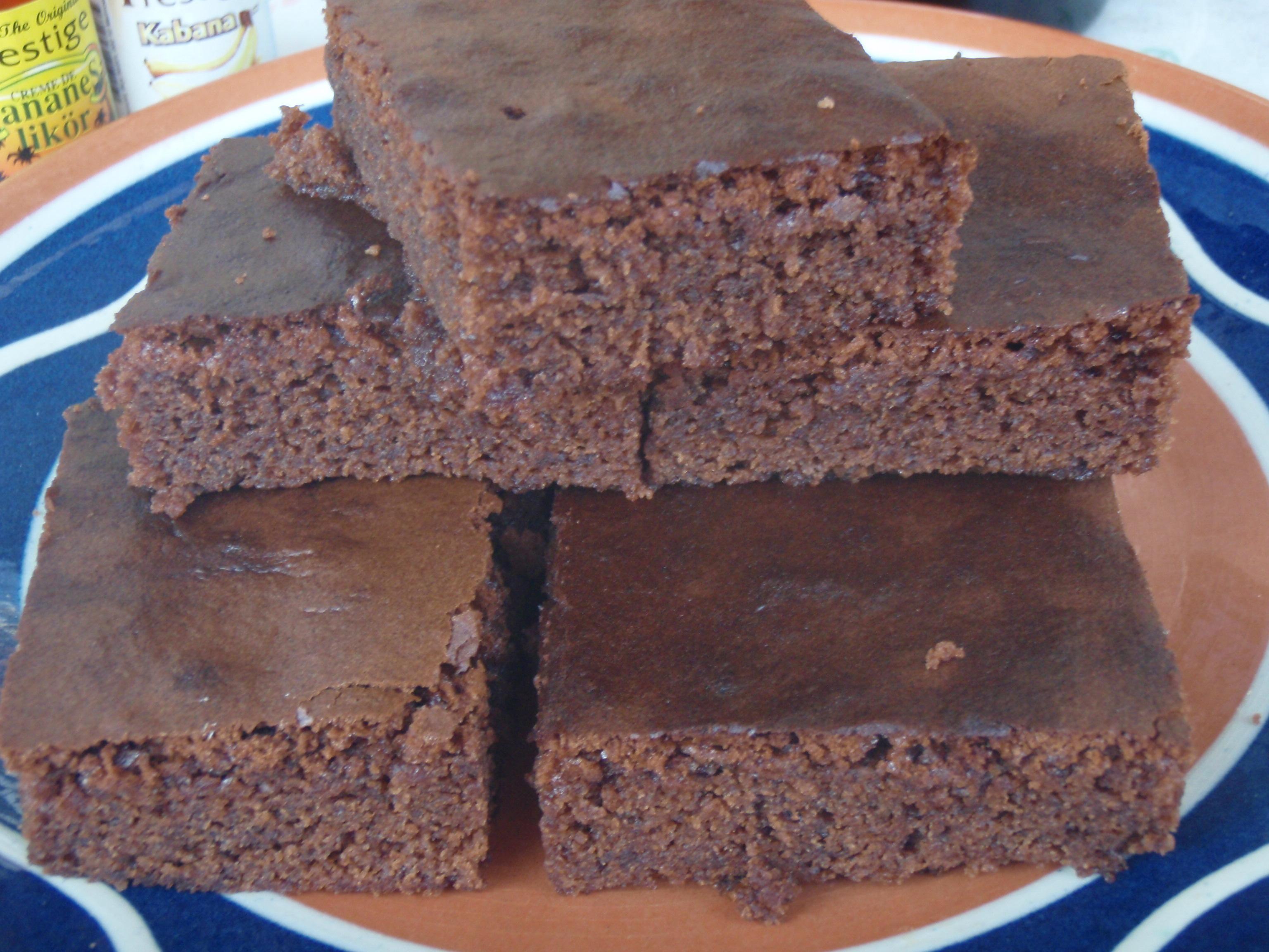Cabana brownies