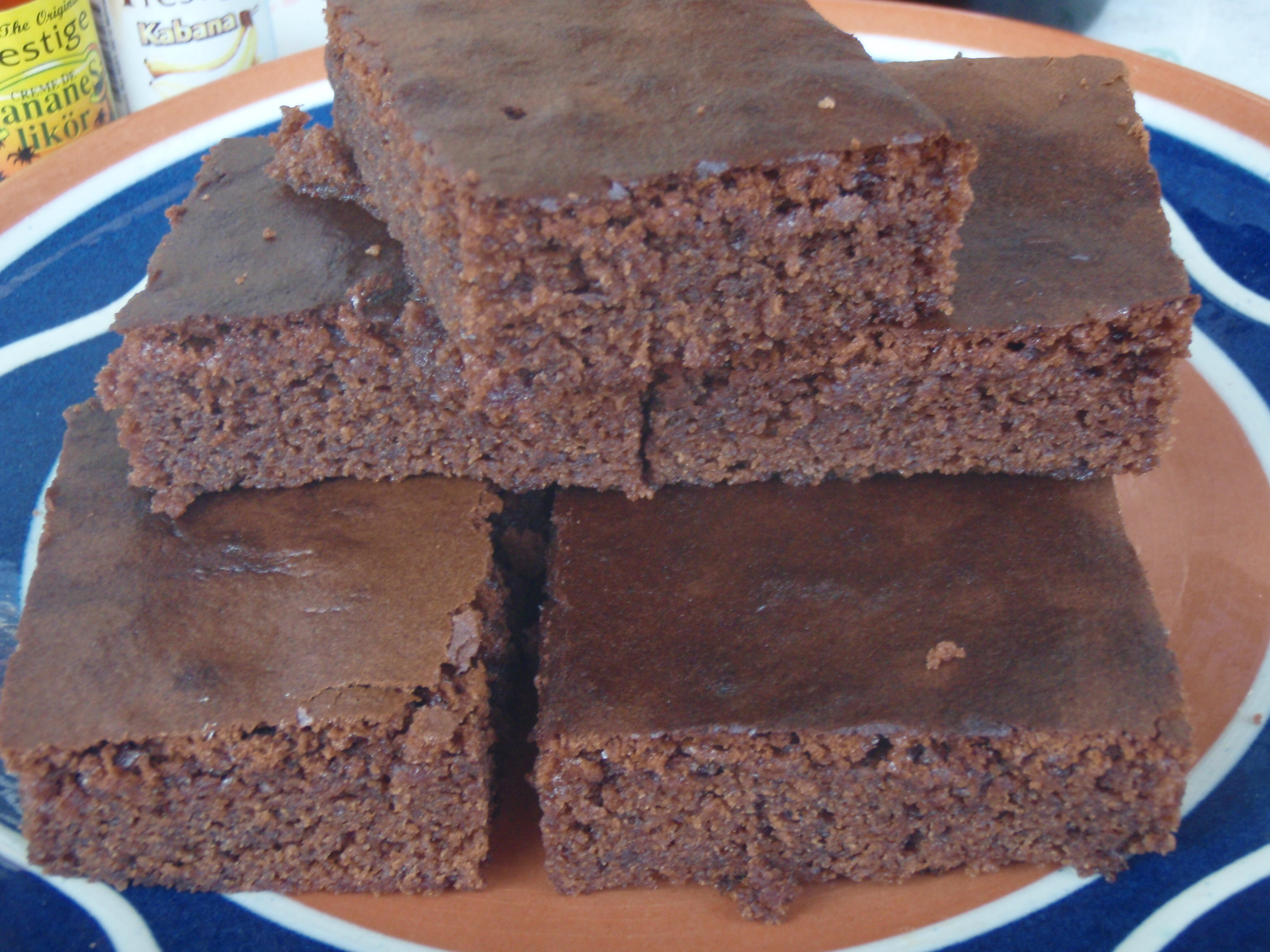 Cabana brownies
