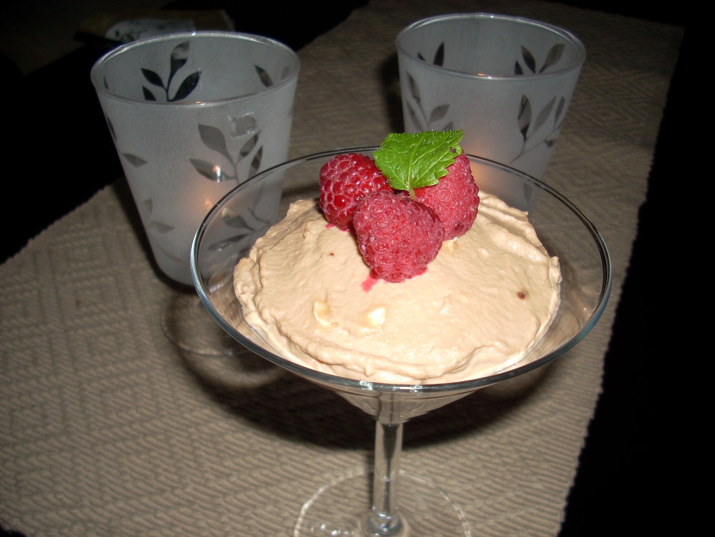 Kärleks dessert