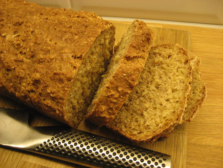 ljus bröd