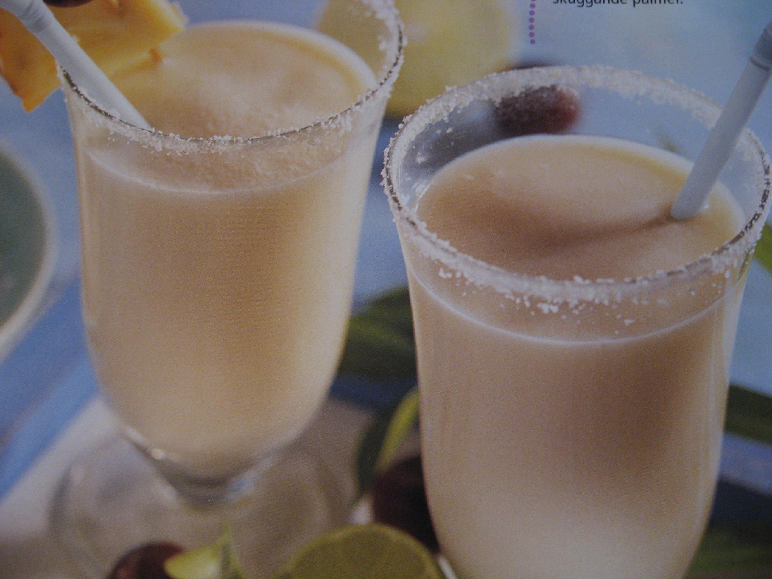 drink alkoholfri pina colada