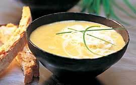 Thaisoppa med chilismör