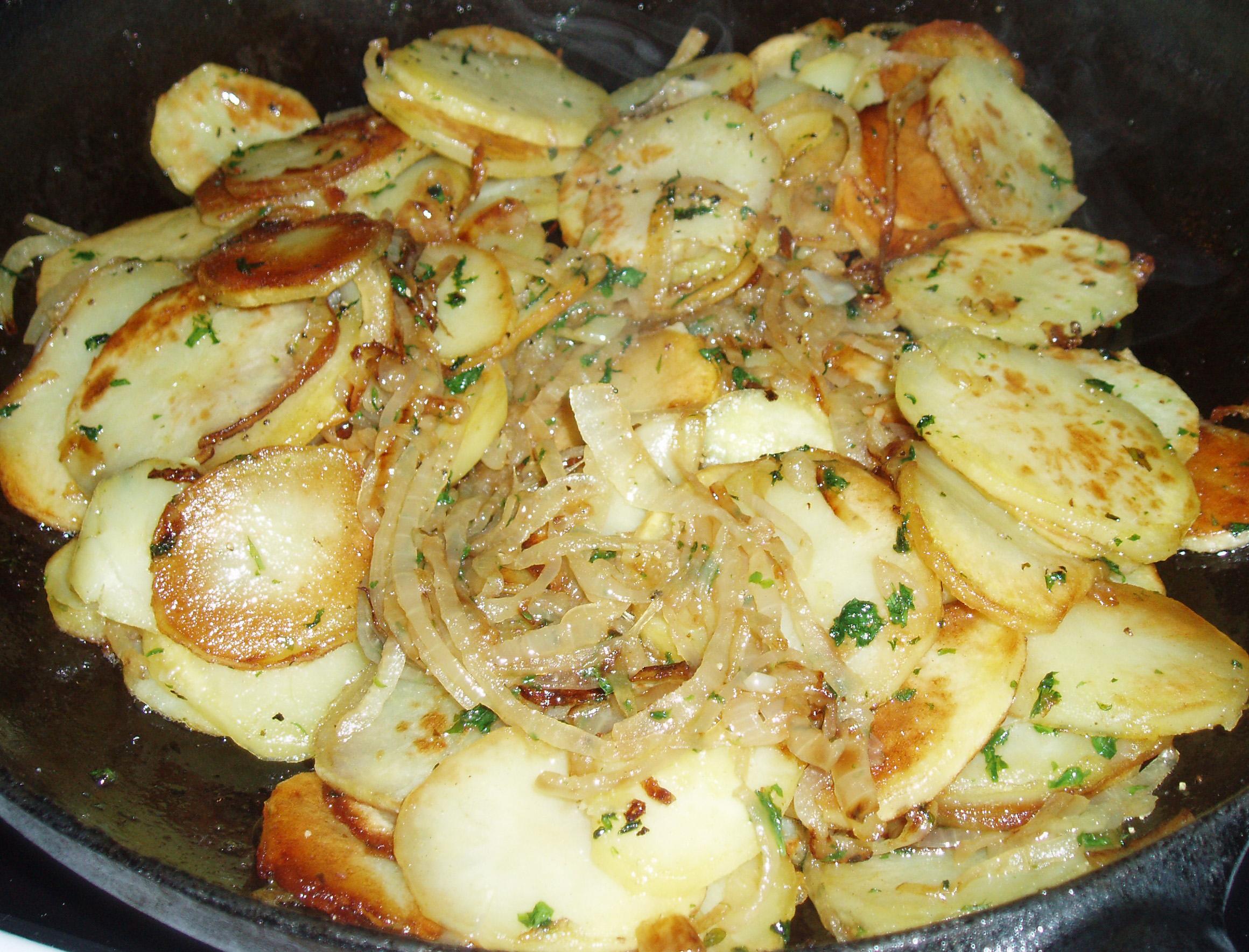 Provensalsk potatis
